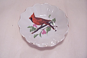 Occupied Japan Cardinal Dish