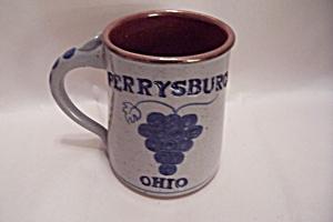 Handmade Perrysburg, Ohio Pottery Mug (Image1)