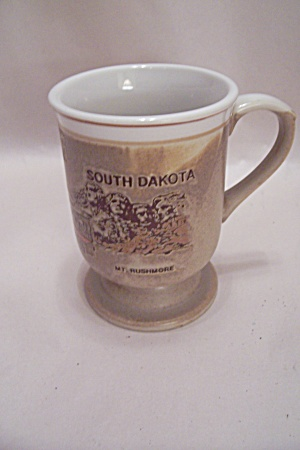 South Dakota Pedestal Mug (Image1)