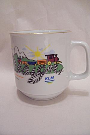 KLM Advertising Mug (Image1)