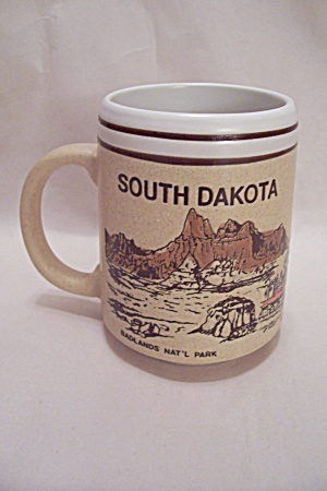 South Dakota Souvenir Mug (Image1)