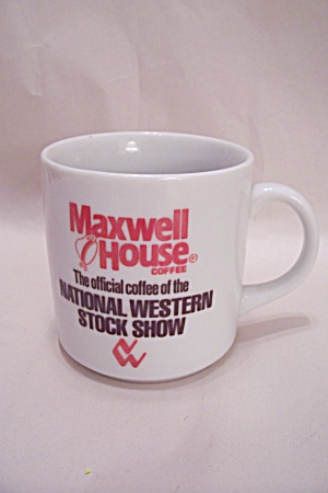 Maxwell House National Western Stock Show Mug (Image1)