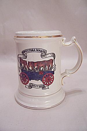 Conestoga Wagon Mustache Mug (Image1)