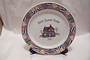 Home Sweet Home Collector Plate