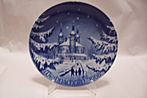Weihnachten 1968 Collector Plate