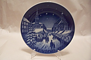 Weihnachten 1969 Collector Plate
