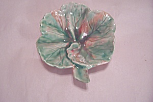 Ceramic Art Leaf Bowl
