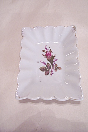 Occupied Japan Small Dish Or Ashtray