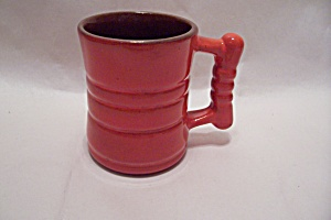 Frankoma Flame Mug (Image1)