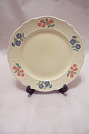 Vintage Homer Laughlin Plate