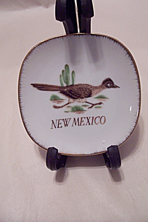 New Mexico Road Runner Souvenir Collector Plate