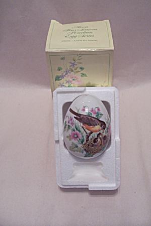 Avon Spring Porcelain Egg (Image1)