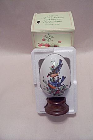 Avon Summer Porcelain Egg (Image1)