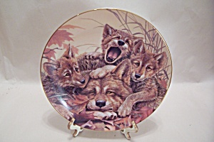 Bradford Exchange's - Rise And Shine Collector Plate