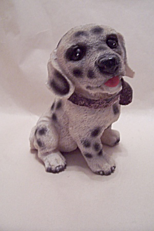 Resin Spotted Dog (Image1)