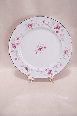 Three Castle China Rosabelle Pattern Collector Plate