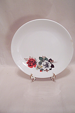 Floral Motif Collector Plate