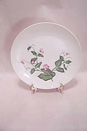 Rhythm Floral Motif Collector Plate