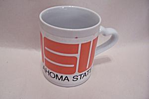 Oklahoma State University Porcelain Mug (Image1)