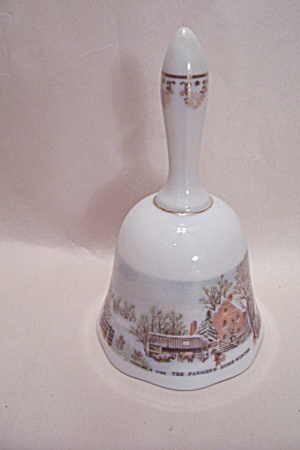 Roy Thomas Collection Currier & Ives Bell (Image1)