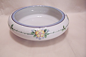 Occupied Japan Daisy Floral Motif Bowl (Image1)