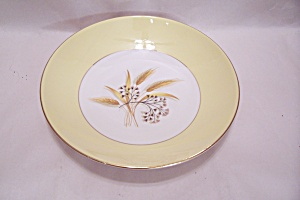 Autumn Gold Pattern Dinnerware Bowl (Image1)