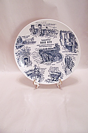 Rock City, Lookout Mountain, Tennessee Collector Plate