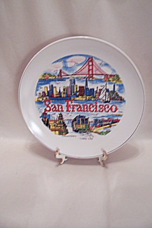 San Francisco Collector Plate