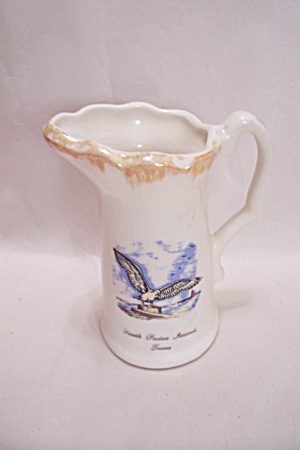 South Padre Island, Texas Souvenir Pitcher