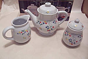 Corelle China Tea Set (Image1)