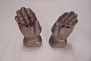 Praying Hands Salt & Pepper Shaker Sets