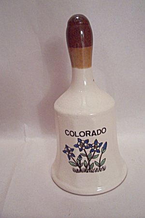 Colorado Souvenir Collector Bell (Image1)