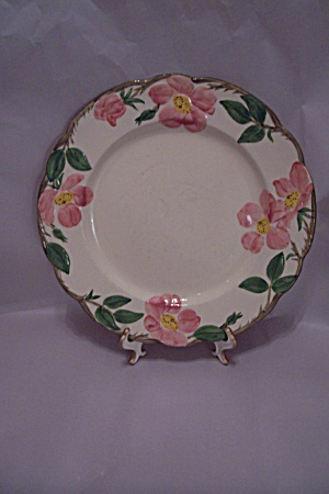 Franciscan Desert Rose Dinner Plate (Image1)