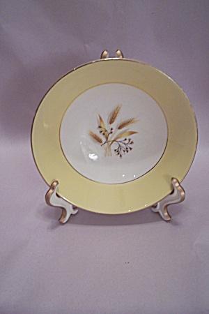 Century Services Autumn Gold Pattern Dessert Bowl (Image1)
