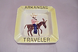 Arkansas Traveler Ash Tray (Image1)