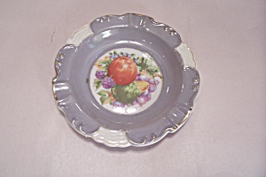 Fruit Motif China Ash Tray