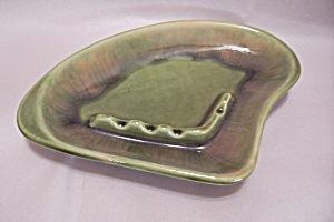 California Pottery Abstract Ash Tray (Image1)
