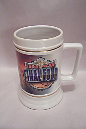 1998 NCAA Final Four Basketball Souvenir Beer Mug (Image1)