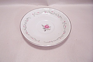 Royal Swirl Fine China Saucer (Image1)