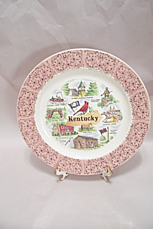 Kentucky Souvenir Collector Plate