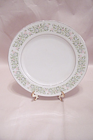 Sterling China Springtime Pattern Dinner Plate