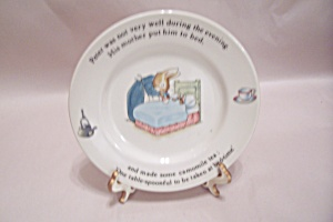 Wedgewood Peter Rabbit Collector Plate