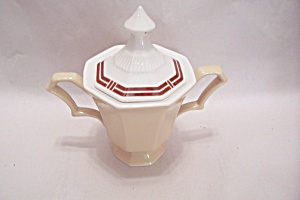 Nikko Classic Collection China  Sugar bowl (Image1)