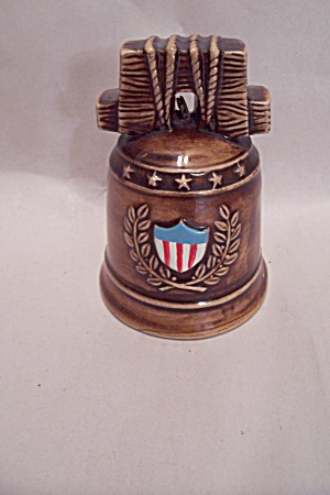Porcelain Souvenir  Collector Liberty Bell (Image1)