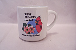 West Virginia Souvenir Porcelain Mug (Image1)