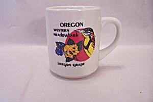 Oregon Souvenir Porcelain Mug (Image1)