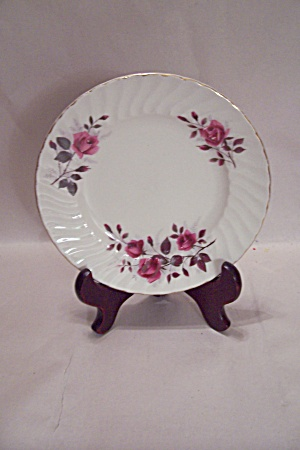 Ridgway Fragrance Pattern Bread / Butter Plate