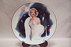 Marilyn Monroe Opening Night Collector Plate (Image1)