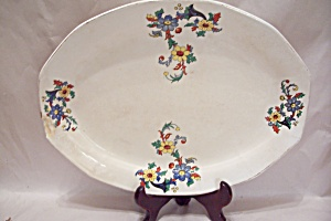 Homer Laughlin Platter