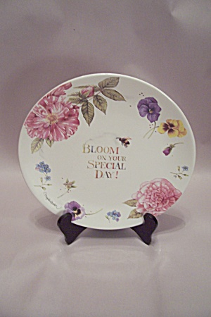 Hallmark Natures Sketch Collector Plate